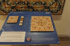 Detalhe do Padrão das camélias