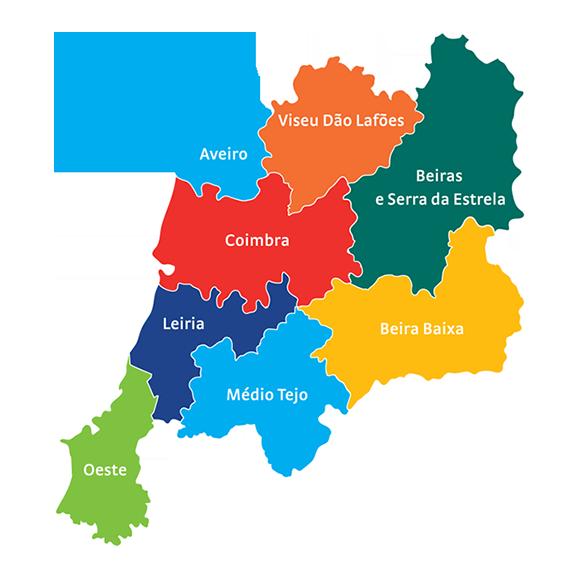 AccessTUR Mapa de CIM's