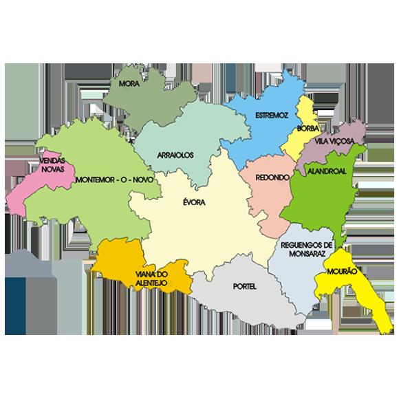 Região Central do Alentejo