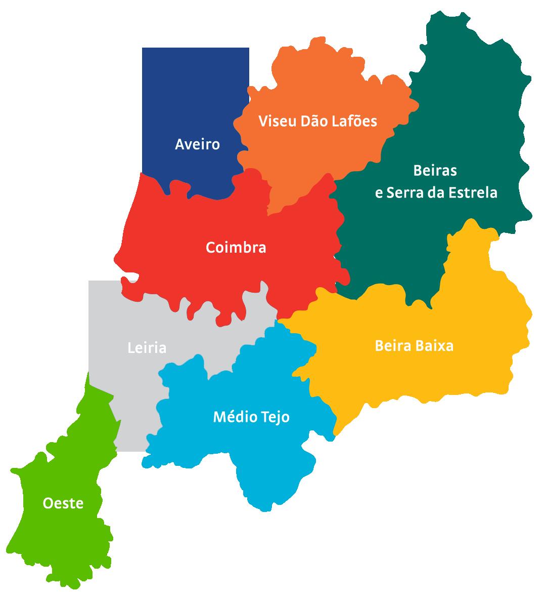 Mapa CIMS